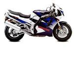 GSX-R 1100 96-98